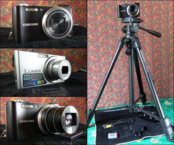 ausruestung fotoapparat