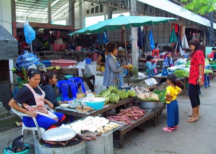 offener Markt