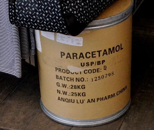 riesentrommel medikamente paracetamol